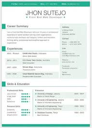 online cv templates 36 best simple resume template images on pinterest cv template
