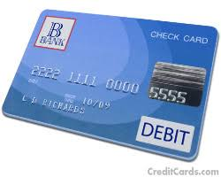 free debit card compare debt free plastic payment options debit charge cards