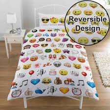 Space Single Duvet Cover Emoji Duvet Cover Sets Single U0026 Double Funny Smiley Christmas