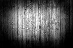 wood floor on white wall and black shadow texture background