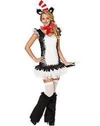 Halloween Express Costumes Girls Dr Seuss Costumes Cat Hat Costume Spirithalloween