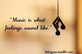 music is what feelings sound like happy thoughts pinterest