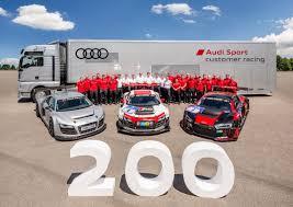 audi r8 lance stewart it racing u2014 audi produces 200th r8 lms the audi sport customer