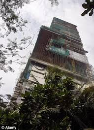 ambani home interior mukesh ambani india s richest builds home valued at 630m