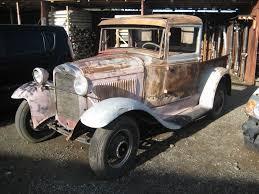 Vintage Ford Truck Parts For Sale - 1930 ford model a parts car stk r6833 autogator sacramento ca