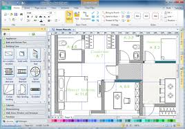create a house plan house plan software edraw