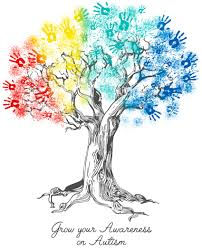 flatwater tees grow your awareness rainbow tree