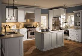 White Formica Kitchen Cabinets Kitchen Thomasville Kitchen Cabinet With Brown Domination