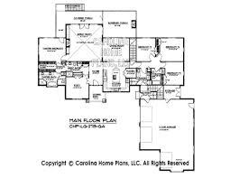 large floor plans large craftsman house plan chp lg 2715 ga sq ft large craftsman