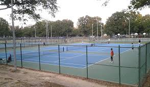 How Much Does A Backyard Basketball Court Cost Tennis Courts Parks U0026 Recreation