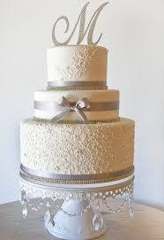 20 stylish wedding lace cake ideas weddings eve