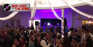 detroit wedding bands best live michigan wedding band nick kuhl and the