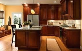 colors for a kitchen with dark cabinets kitchen dark cabinets upper cabinets light lower cabinets kitchen
