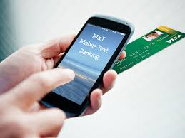 Business Debit Card Agreement Enroll In Mobile Text Banking M U0026t Bank
