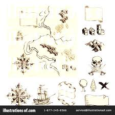 Treasure Map Clipart Treasure Map X Clipart Printable Maps For Kids Of Island