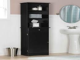 Black Bathroom Storage Tower by Bathroom Corner Storage Tower Elegant Bathroom Storage Tower