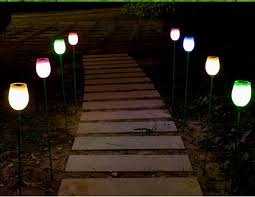 novelty solar garden lights outdoor 1 home decor i furniture