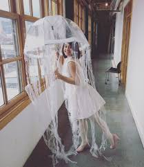jellyfish dress lindstylefiles how to make a jellyfish costume in 6 steps