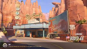 Historic Route 66 Map by Route 66 Overwatch Wiki
