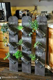 vertical garden ideas studrep co vertical garden ideas in wonderful 12 an unusual twist on kitchen spice jars idea