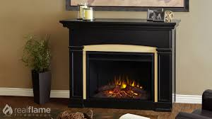 real flame holbrook grand series electric fireplace youtube