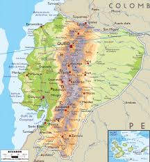 South America Physical Map by Map Of South America Nations Online Project Maps Of South America