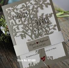 online buy wholesale silver wedding invitation cards from china