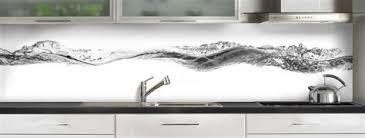 credance de cuisine credence cuisine en verre design 2 cr233dence de cuisine aqua