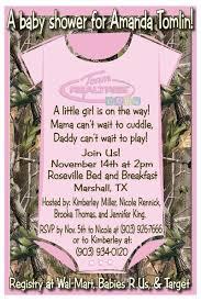 camo baby shower invitations baby shower invitation templates pink camo baby shower invitations