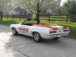 69 camaro pace car 69 pace car phil s chevys