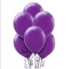 metallic balloons purple metallic balloons at rs 70 metallic balloon id 16016134012
