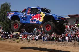 baja truck racing defending overall desert race winners menzies team brabec back in
