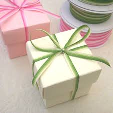favor ribbons rosemary wedding ribbons wedding ribbons favor boxes bags