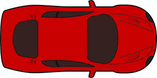 car clipart aerial view car clipart clipartxtras