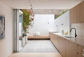 outdoor kitchen faucet kitchen of the week indoor outdoor cooking in sydney remodelista