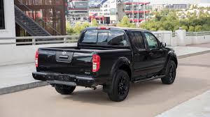 old nissan truck models nissan midnight edition will offer blacked out looks for titan and
