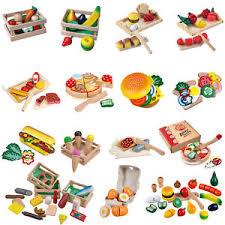 kinder spiel k che lebensmittel set holz schneide spielzeug kinder spiel küche