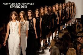 minggu fesyen musim bunga dan panas 2013 milan dirasmikan affizar scorner aura empat kota fesyen