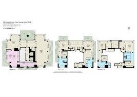 harrods floor plan 4 bed flat for sale in triplex penthouse kestrel house 2 st