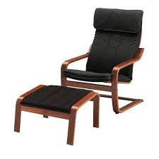 Ikea Poang Ottoman Ikea Poang Chair Armchair And Footstool Set With Covers Machine