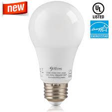 9w a19 led light omni directional bulb 300 beam angle e26 medium base