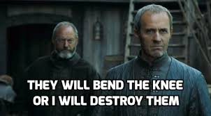 Stannis Baratheon Memes - no spoilers just your weekly reminder of the one true king of