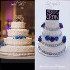 wedding cake replica wedding cake ornament