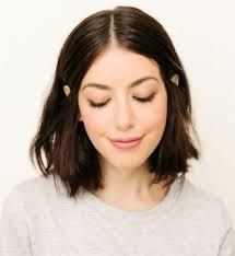 shoulder length haircut for thin hair modern wavy styles
