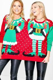christmas jumper mr mrs christmas jumper boohoo
