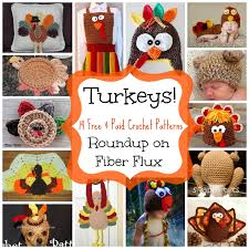 crochet home decor free patterns crochet thanksgiving turkey roundup hats home decor apron