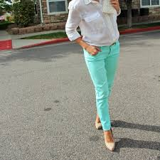 Mint Colored Skinny Jeans 25 Off Celebrity Pink Pants Celebrity Pink Mint Skinny Jeans
