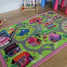 Childrens Play Rug Fairyland Pink Hevo Children U0027s Play Mat U0027s Rug Playroom