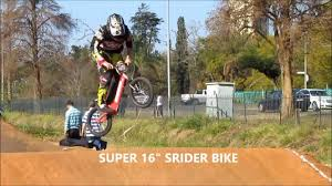 motocross balance bike strider super 16 no pedal balance bike youtube