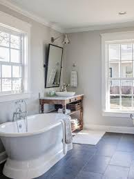 top 10 fixer upper bathrooms restoration redoux i love the rustic vanity and that is such a cool mirror
